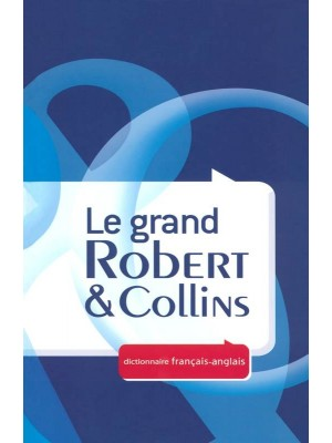 Le grand robert collins fra-ang
