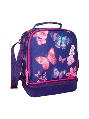 Luch Box MUST Butterfly + Trousse