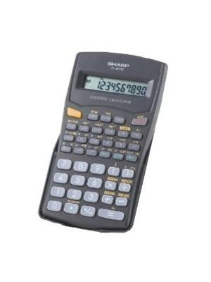 Calculatrice EL-501W-BK