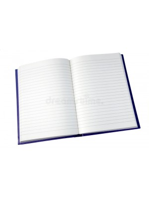 Cahier spiralé 180pages /Grand Format 21*29.7/Grands Carreaux/90g