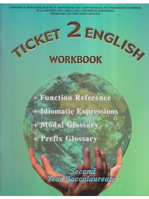 Ticket to English 2 Bac WorkBook