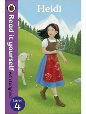 Read It Yourself Heidi (mini Hc) Hardcover – International Edition, August 27, 2013