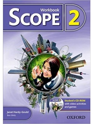 Scope: Level 2: Workbook with Student's CD-ROM