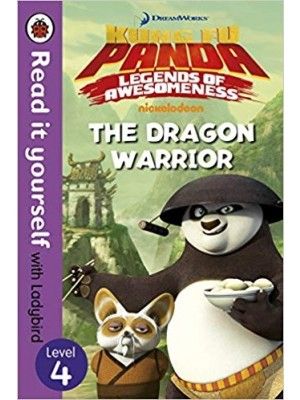 Kung Fu Panda The Dragon Warrior N4 -Read it Yourself