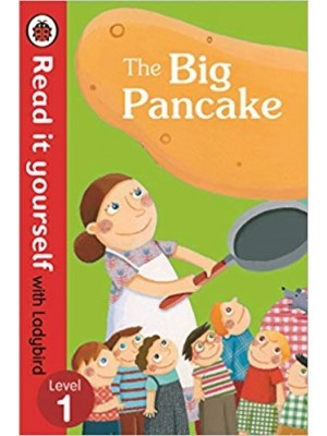 Ladybird the Big Pancake N1 -Read It Yourself