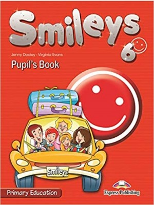 SMILES 6 PRIMARY EDUCATION PUPIL'S PACK
