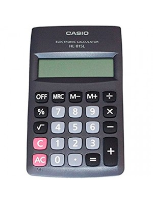 Calculatrice casio HL-815L-WE Large display