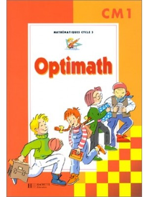 Optimath CM1 Livre