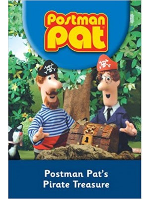 Postman pat's pirate treasure