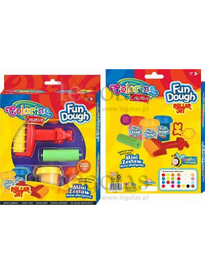 Ensemble Fun dough roller