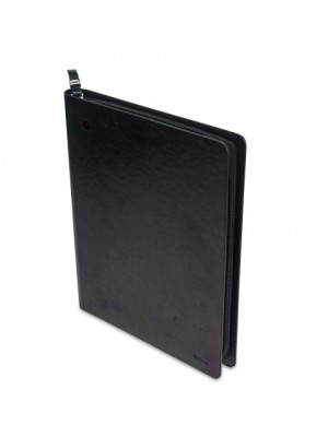 POCHETTE TABLET OXFORD CUIR NOIR SD500-1 + TOUCH PEN NOIR