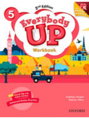 Everybody up 5 WB 2016
