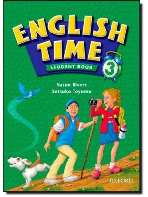 English Time 3 - Student book