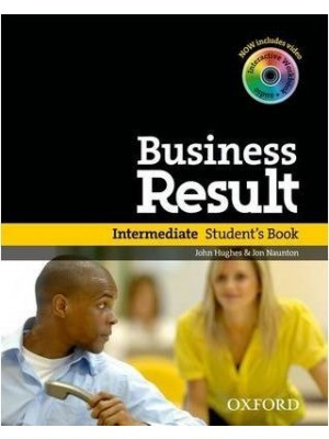 Business result Intermediate Student's Book  SB+CD