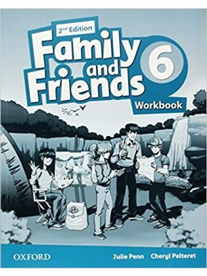 Family and friends 6 WB 2ED 2014