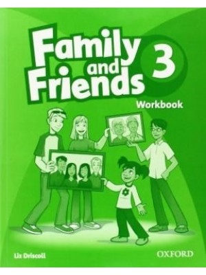 Family and Friends 3. Workbook, Paperback,  FAMILY & FRIENDS, ELT