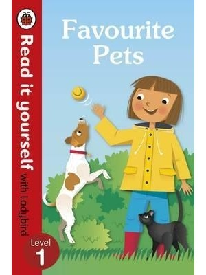 Favourite Pets N1 -Read It Yourself