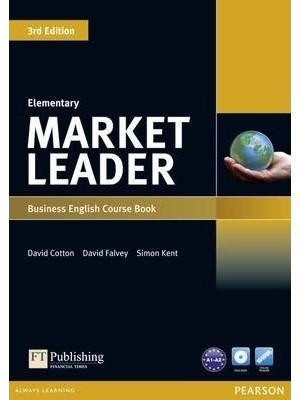 Market leader Elementary SB+CD