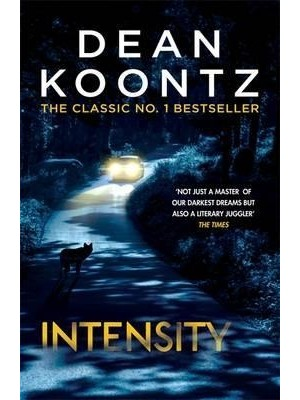 Intensity English  By author Dean Koontz