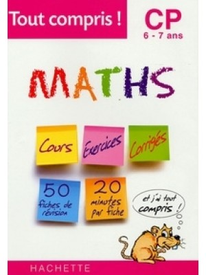 Maths CP 6-7 ans