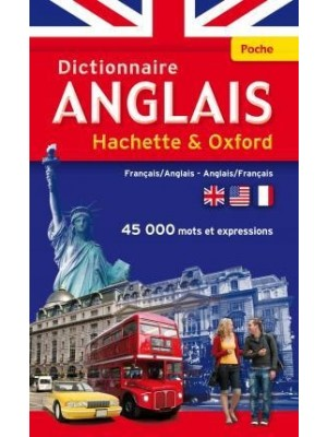 Dictionnaire poche Hachette et Oxford fr-ang/ang-fr