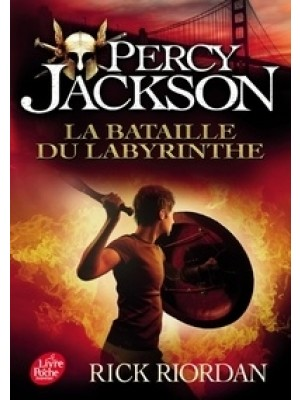 Percy Jackson Tome 4