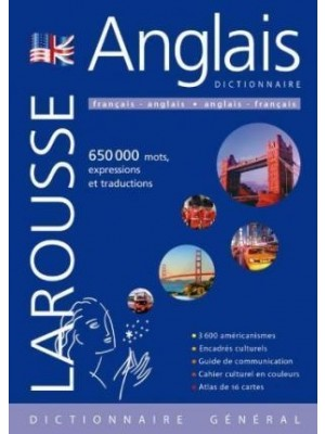 Dictionnaire larousse Ang/Fr-Fr/ang