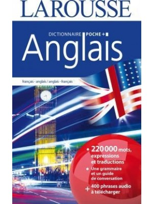 Dictionnaire larousse poche anglais PF fr-ang/an-fr