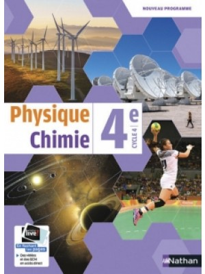 Physique chimie 4e Cycle 4 2017
