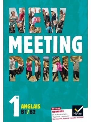 New meeting point anglais 1re SB 2015
