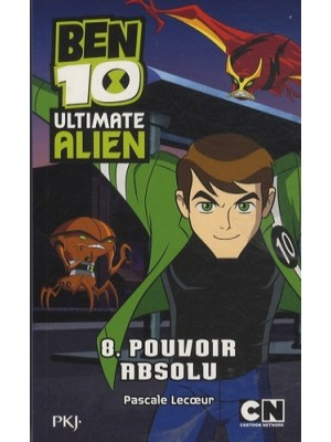 Ben 10 Ultimate Alien Tome 8