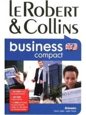 Le Robert et collins business compact Fr/Ang
