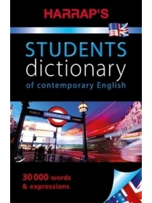 Student dictionary of contemporary english