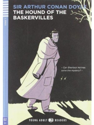 The hound of the baskervilles Stage1 +CD -Eli young adult