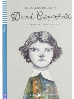 David copperfield Stage3 +CD -Eli teen