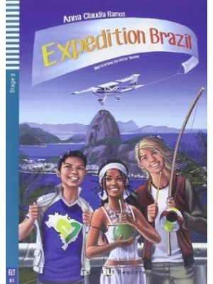 Expedition brazil Stage3 +CD -Eli teen