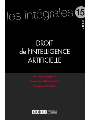 Droit de l'intelligence artificielle