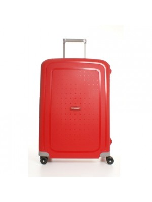 Valise S'Cure Spinner 69/25 rouge 10U*10001