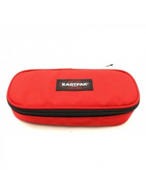 Trousse oval single rouge