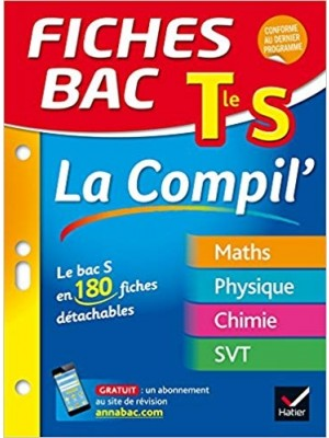 Fiches Bac Chimie Term S