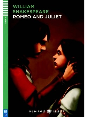 Roméo and juliet Stage2 +CD -Eli young adult