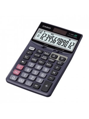 Calculatrice Casio Check Recheck JJ-120D plus