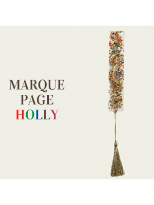 Marque Page Holly