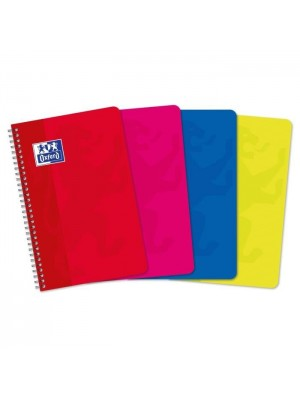 Carnet spirale 11x17 Grands Careaux 100 pages 90g