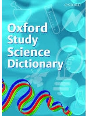 Oxford study science dictionnary