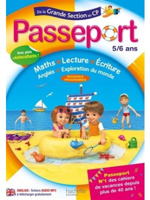 Passeport maths lecture de la GS au CP