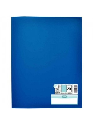 Porte document my desk 60 vue coul bleu
