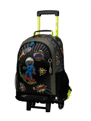 MORRAL RUE BOMPER COOL PATCH L