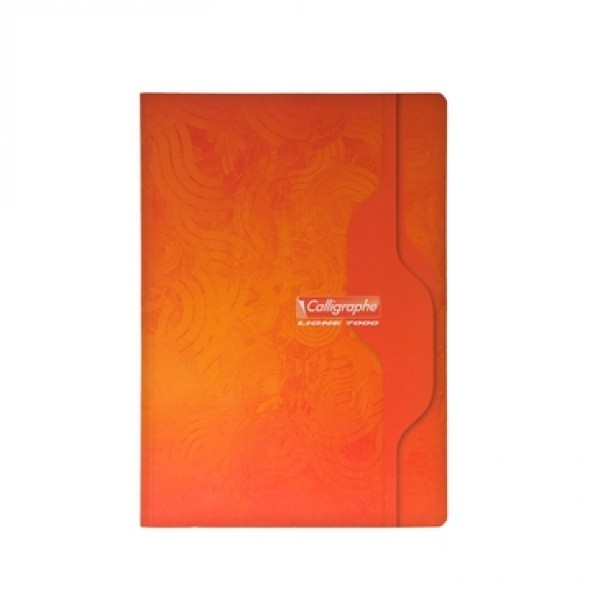 Cahier 288pages/Grand Format 21*29.7/Grands Carreaux/70g