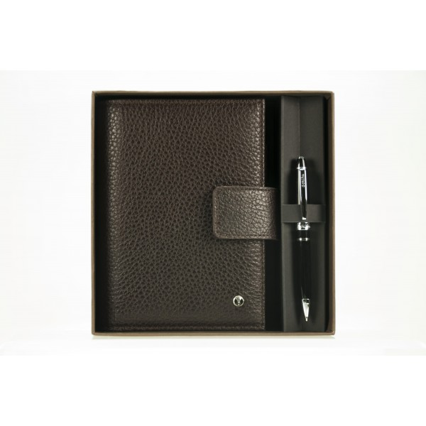 ORGANISEUR MINI TOSCANA MARRON DR 2202-2